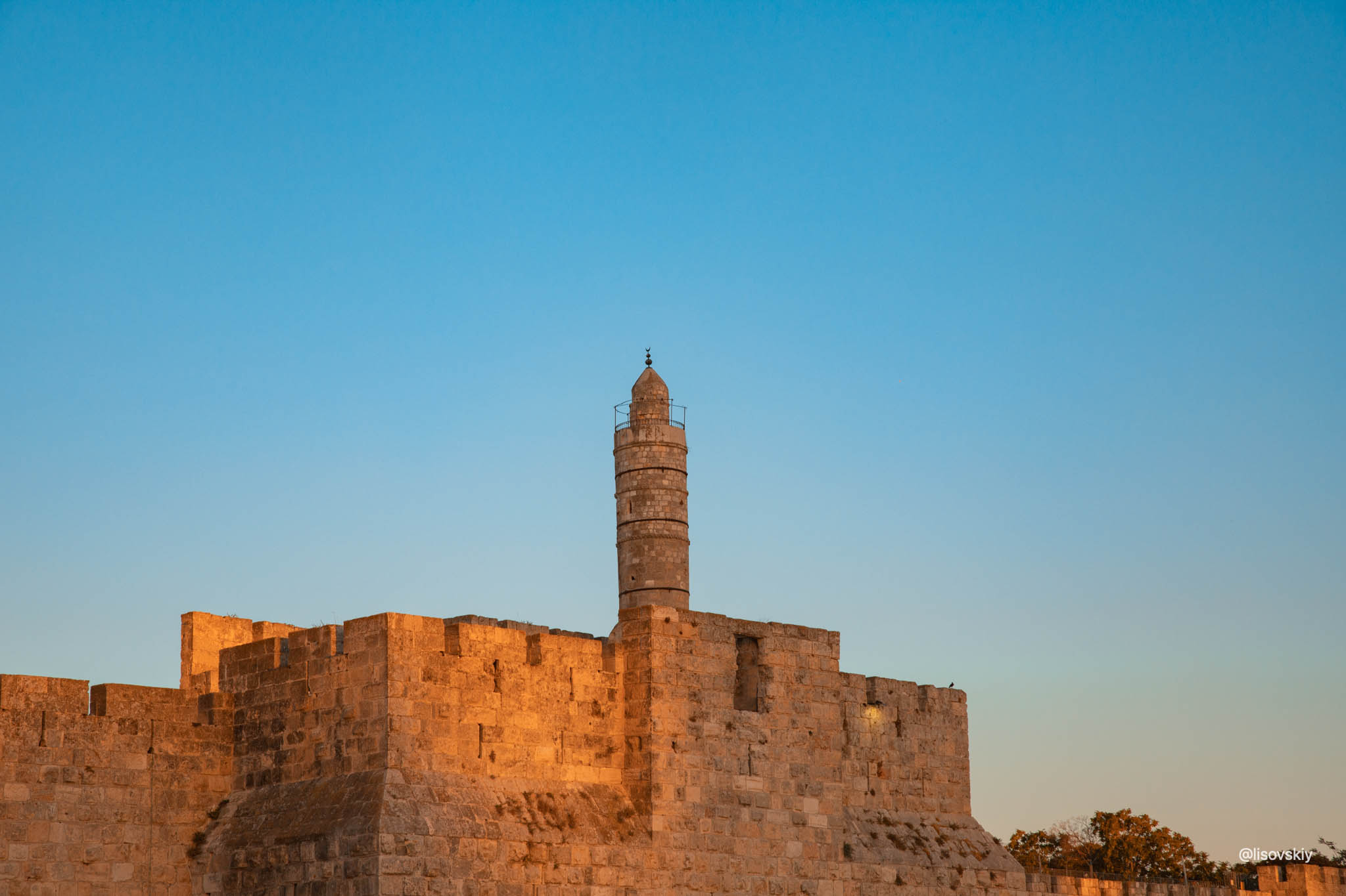 Башня Давида. Старый город. Иерусалим